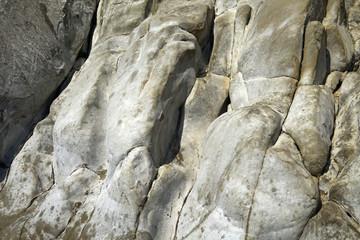 mountains stones