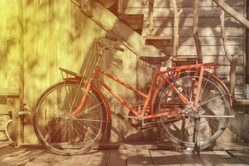 old bicycle vintage