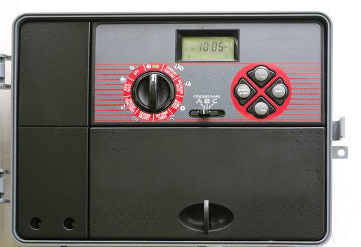 Modern Automatic Sprinkler System Control Timer