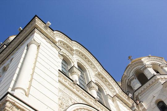 Fragmentary bottom of Ascension Cathedral in Novocherkassk / Свято-Вознесенский кафедральный собор в Новочеркасске