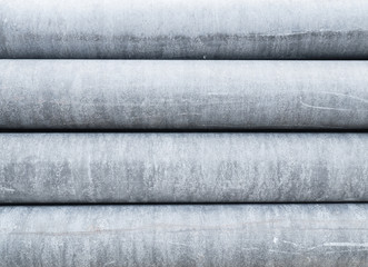 Industrial concrete pipes texture