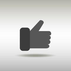 thumbs up logo