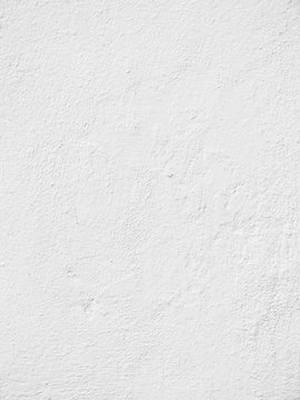 Seamless white painted concrete wall texture/background