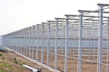 Photo sur Aluminium Pont Steel construction