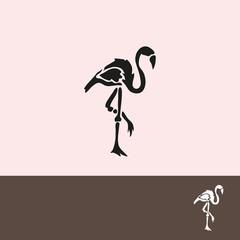 flamingo symbol