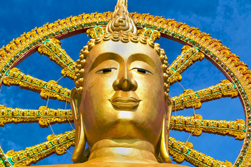 Budda golden