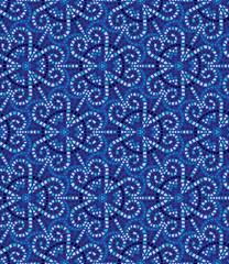 Seamless Mediterranean Mosaic Design
