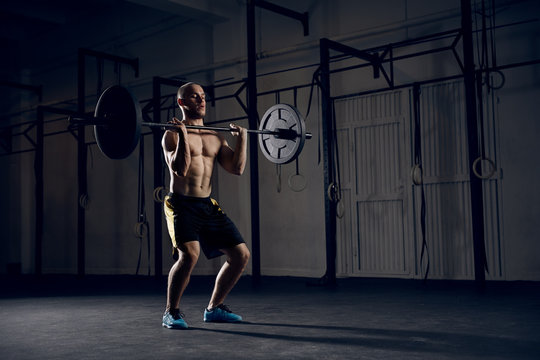 Clean and jerk exercise