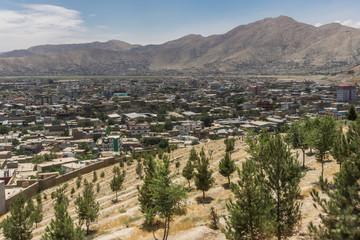 kabul city afghanistan