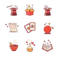 Magic and magician tools