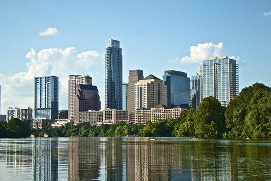 Austin Reflections