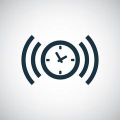 time alarm icon
