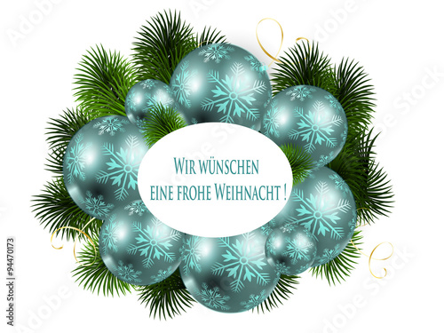 Frohe Weihnachten Rahmen.Frohe Weihnachten Rahmen Stock Photo And Royalty Free Images On