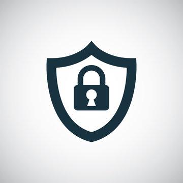 shield key icon