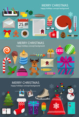 Christmas and new year toys and gifts