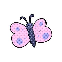 cartoon butterfly