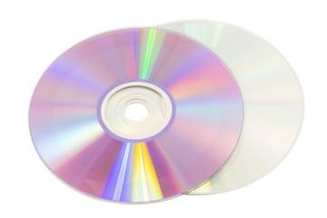 Two discs