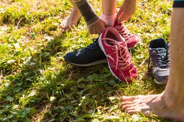 Sports. Run