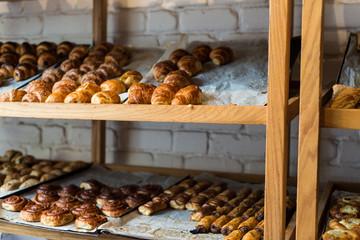 At a bakery in Kfar Saba