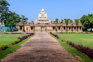 India, Kailasanathar temple Kanchipuram