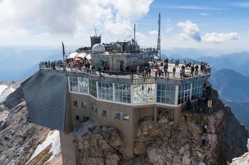 Gipfelplateau Zugspitze