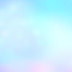 blue sky illustration