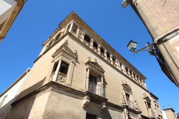 Ubeda / Palais Vela de los Cobos - Espagne