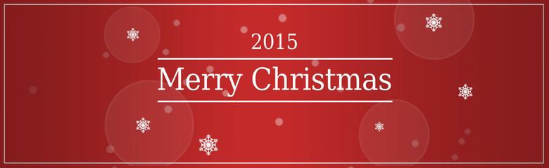 Christmas sale deals web banner red