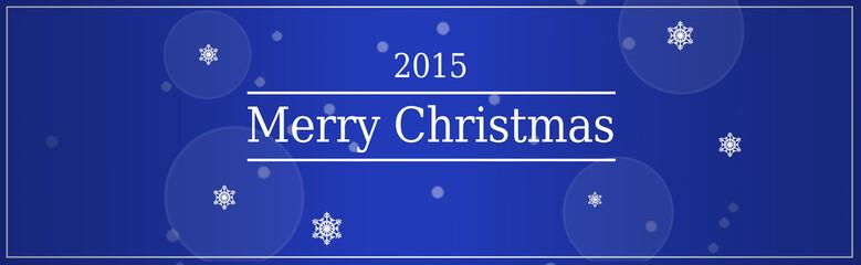Christmas sale deals web banner blue