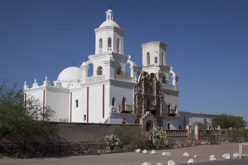 San Xavier del Bac 2015-10-30