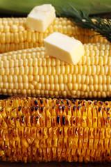 yellow sweet corn.