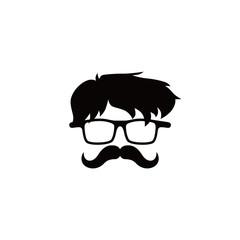 geek cartoon guy