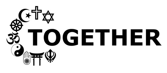 Together Religious symbols