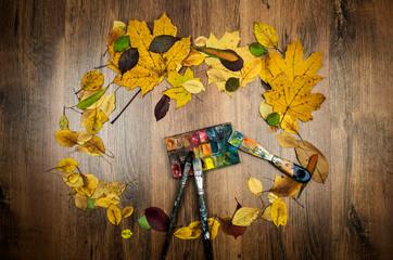 Fototapeta Inspiracja jesienna obraz