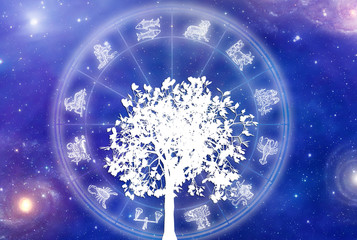 tree of life and astrology
