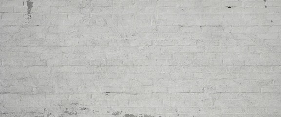 White Plastered Wall Texture