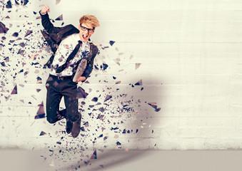 successful businessman jumping-guy 22