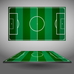 Soccer Playfield Views