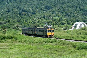 THN Diesel railcar
