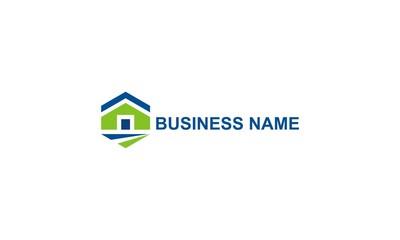 home realty construction company logo