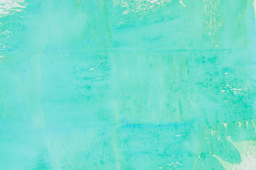 turquoise watercolor background texture