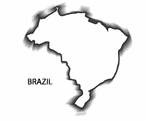 Concept map of Brazil
