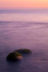 Fototapeta stones at sea