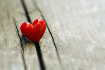 Valentinstag, Herz für Liebe.