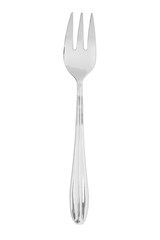 The tablespoon isolated on the white background