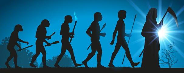 Hommes Evolution Faucheuse