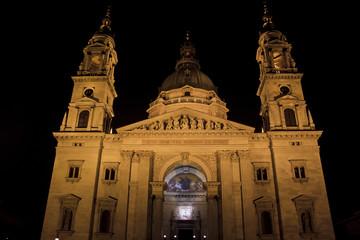 St. Stephen's Basilica - Budapest, Czech Republic