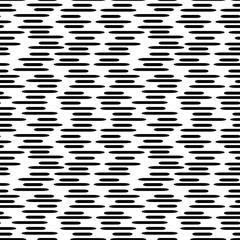 Vector seamless texture. Modern abstract background. Randomly arranged strokes.