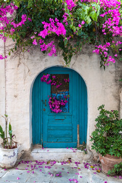 door to the fairy tale