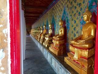 Buddha Images at Wat Arun